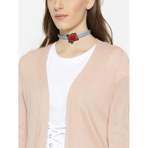 Buy FOREVER 21 Women Peach-Coloured Solid Longline Front-Open ...