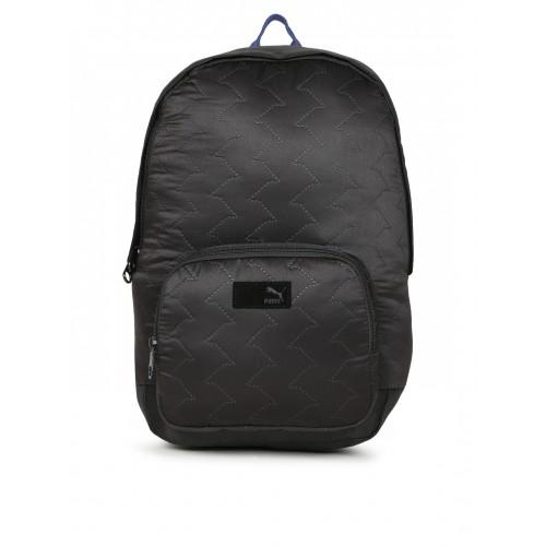 00cb7d9cfc Buy Puma Women Black Prime Lux Backpack online | Looksgud.in