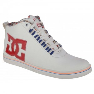 1AAROW 091 white mens boots