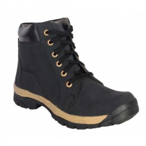 1AAROW Enzo Mens Boot Black