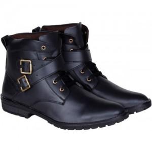 Buy Red Rose Men S Brown Boot Shoes Online Looksgud In