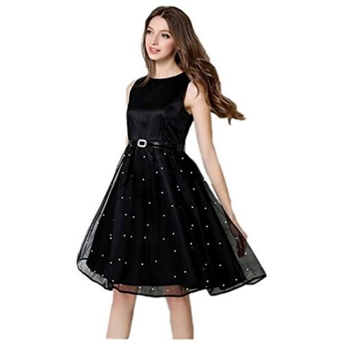 de3df3e69dd6 Buy Varibha® Chiffon One Piece Dress For Women   Girls online ...