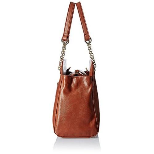 29345a9f33 Buy Caprese Women s Monica Satchel (Rust) online