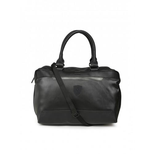 1628ea0215 Buy Puma Black Solid Ferrari LS Sling Bag online