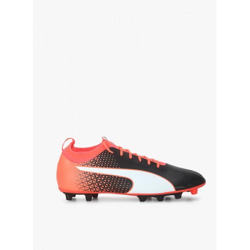 15df02f733b Buy Puma Evoknit Ftb Ag Black Football Shoes online
