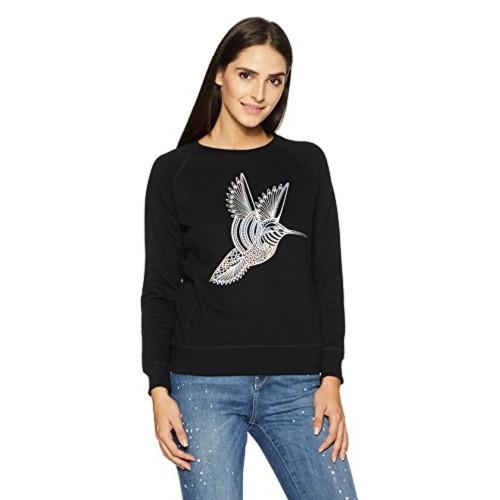 Pepe Jeans London Women's Cotton Sweatshirt