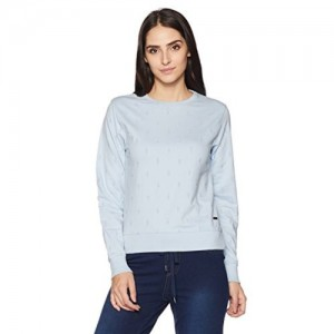 Pepe Jeans Women's Cotton Sweatshirt