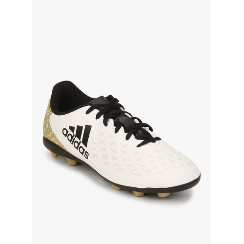 factory outlet factory outlet fashion style Buy Adidas X 16.4 Fxg White Football Shoes online | Looksgud.in