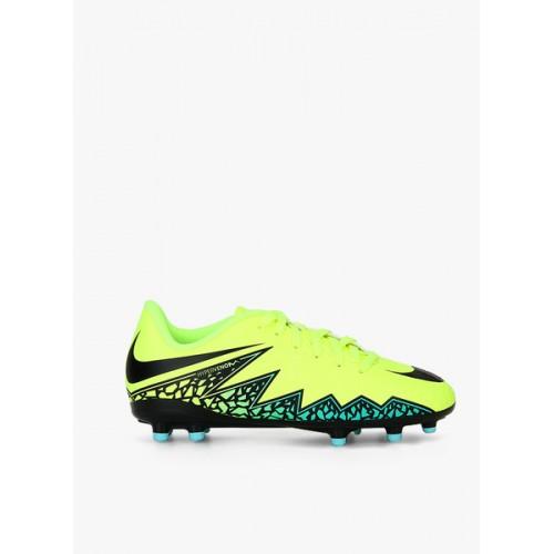 3ebe367d4d0 Buy Nike Jr Hypervenom Phelon Ii Fg Green Football Shoes online ...