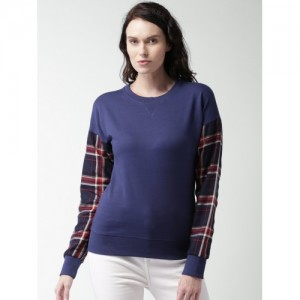 Mast & Harbour Navy Sweatshirt