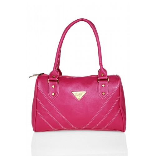 b96a3de532 Buy Lady queen pink casual bag LQ-317 online | Looksgud.in