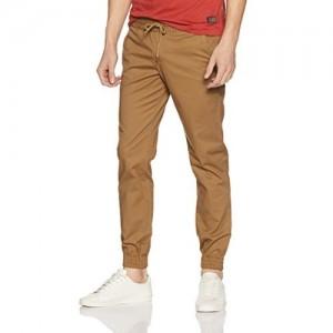 Symbol Men's Slim Fit Cotton Joggers