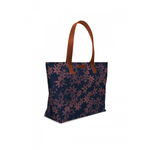 66cb3432c64 Buy DailyObjects Rusted Flowers Fatty Tote Bag online | Looksgud.in