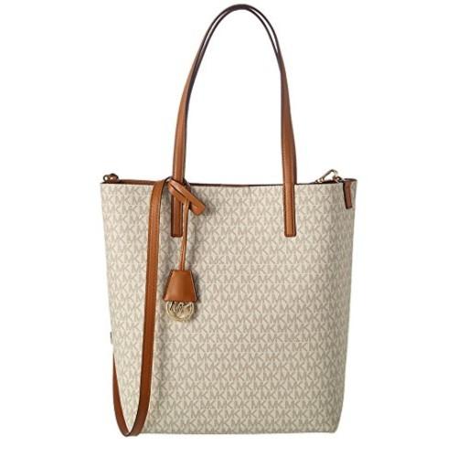 0337e654d604 Buy Michael Kors Women's Hayley Large Logo North South Tote Bag ...