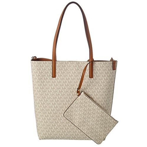 d9e94ed94f73 Buy Michael Kors Women's Hayley Large Logo North South Tote Bag ...