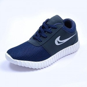 Scion Men's Navy Blue Running Shoes