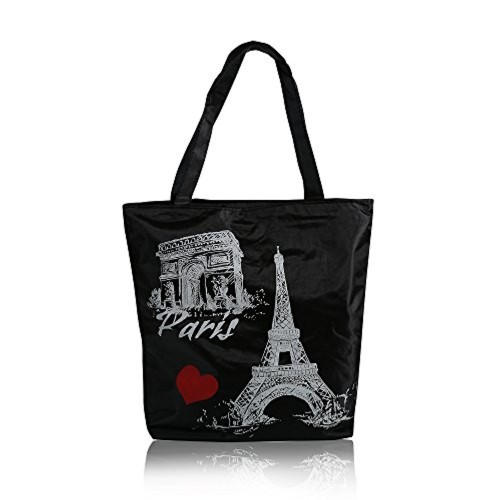 90a982d8b23d MStick Women s Zipped Fashion Canvas Tote Bag  MStick Women s Zipped  Fashion Canvas Tote ...