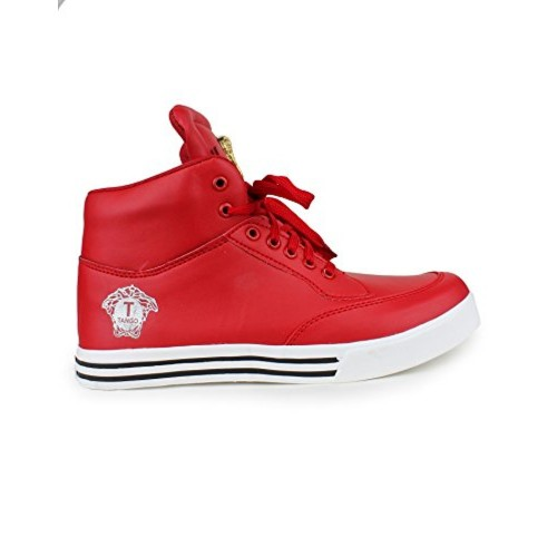 8a5810609c0 Buy Appe Men's Red Synthetic casual shoes:APPE-0018RED-6 online ...