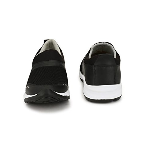 4f15015ee15dd8 Buy Fucasso Men s Synthetic Black Slip On Sports Shoes online ...