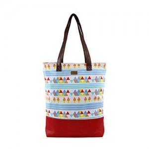 YOLO Women's Ice Cream Tote Bag