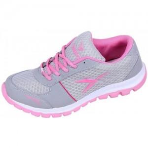 Max Air Orbit Grey Pink Sport Running Shoes LS005