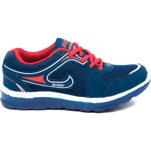 Buy Asian Navy Blue Girls Shoes online