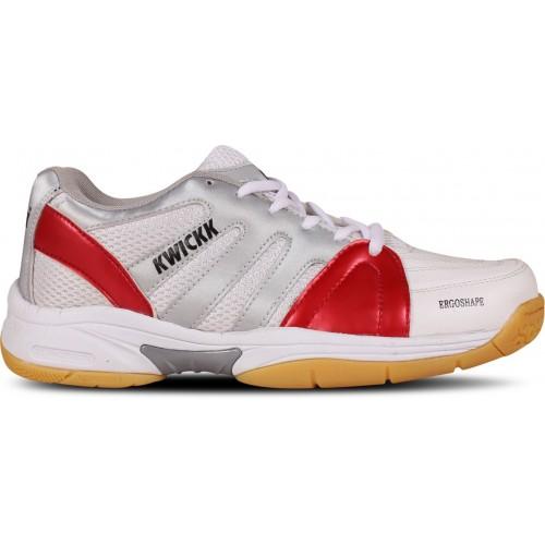 d3985524d9c3 Buy Kwickk Boys   Girls Lace Badminton Shoes online