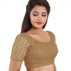 SINGAAR Readymade Blouse In Designer Net-All Sizes -100% Perfect Fitting