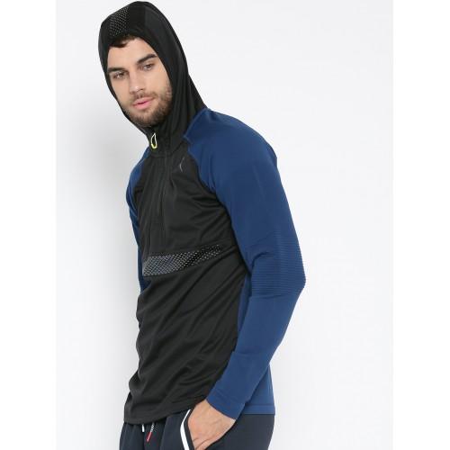puma evo knit night cat long sleeve