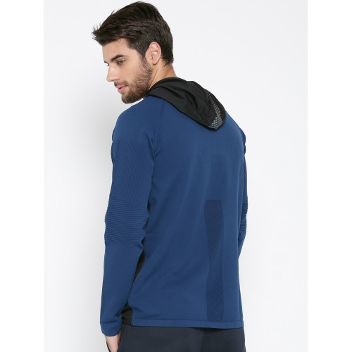 puma evo knit night cat long sleeve