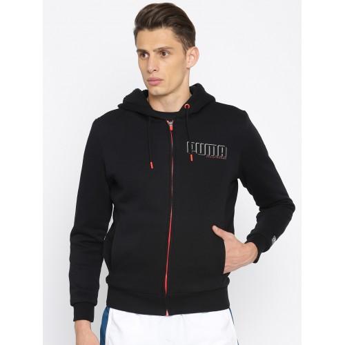 Buy Puma Men Black Solid STYLE