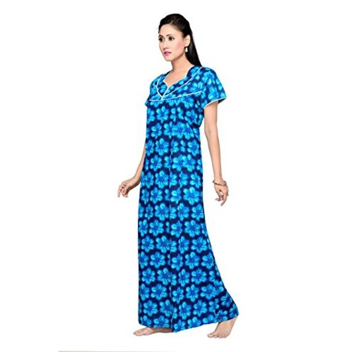 e3d1191394563 SOULEMO WOMENS FEEDING NIGHTY 100% SUPER SOFT PREMIUM PURE COTTON WIT TWO  (10 inches ...