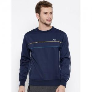 FILA Navy Salamanca Sweatshirt