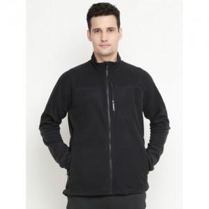 Adidas Men Charcoal Grey Tivid FL Solid Sweatshirt