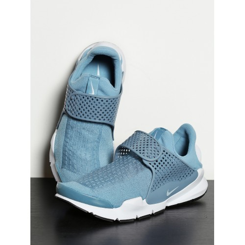 fb7a93a248f9 Buy Nike Men Blue Sock Dart KJCRD Slip-On Sneakers online ...
