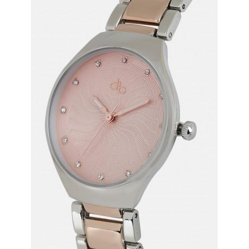 DressBerry Pink Analogue Watch MFB-PN-WTH-5926L