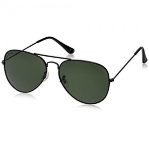Joe Black Unisex Vintage Aviator with 100% UV Blocking Shatterproof Polycarbonate Lens Sunglasses JB_999