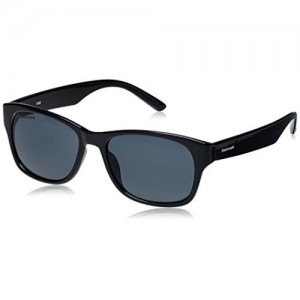 Fastrack Gradient Wayfarer unisex Sunglasses (PC001BK19|53 millimeters|Black)