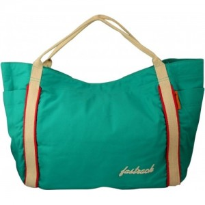 Fastrack Turquoise Extra Large Tote Bag