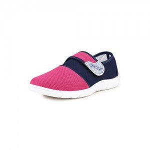 Life Pink Canvas Casual Shoes
