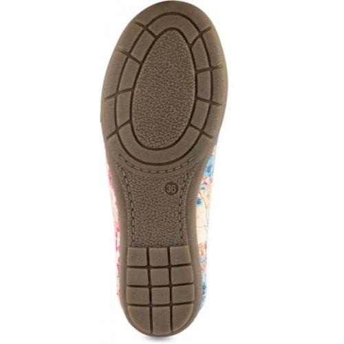 Tashi Stylish Cream Loafers