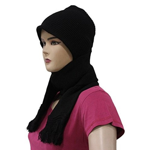 Gajraj Woolen Cap with attached Muffler
