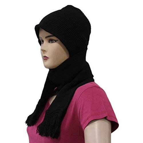 Gajraj Woolen Cap with attached Muffler
