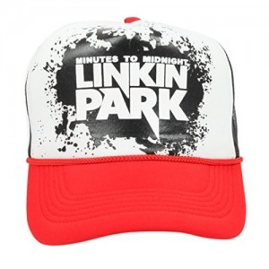 ILU Women's Polyester Baseball Cap - Red and Black_Free Size