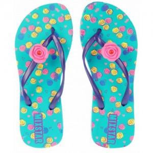 mixstar Blue Slippers