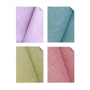 John Diego Men's Cotton Kurta Fabric(LinenG1_Florescent)
