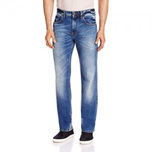 Pepe Jeans Men's Holborne PM201762G924 Relaxed Fit Jeans