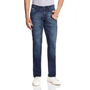 Wrangler Men's Skanders Slim Fit Jeans