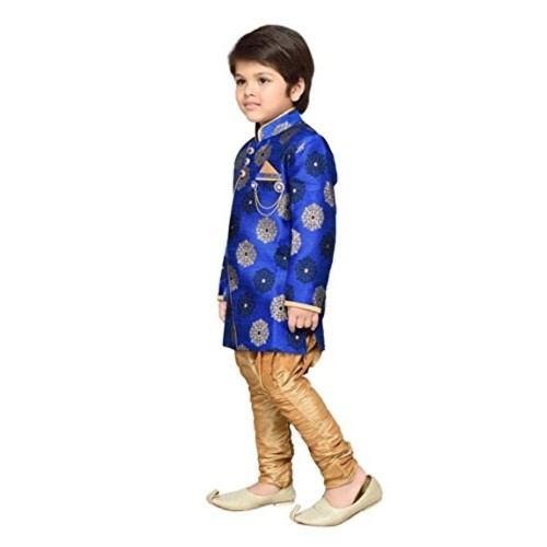 ahhaaaa Kid's Sherwani and Breeches Set