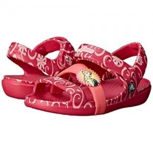 crocs Girl's Keeley Frozen Fever Fashion Sandals